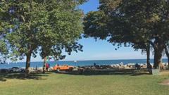 Evanston Recreation and Dog Park-Optima (Signature Homes) 847-312-1014