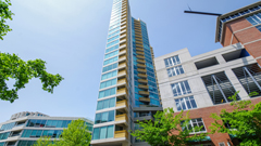 Panoramic of Evanston, Lake and Chicago Signature Homes- 847-312-1014