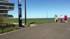 Northwestern Campus and lagoon Kellogg MBA Signature Homes 847-312-1014