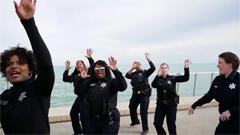 Evanston Police Department Lip Sync Challenge